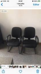 Título do anúncio: Cadeiras de escritório com braço
