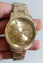 Relógio Estilo Tommy Hilfiger