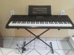 Piano teclado arranjador WK660
