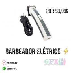 Título do anúncio: Barbeador elétrico - pronta entrega