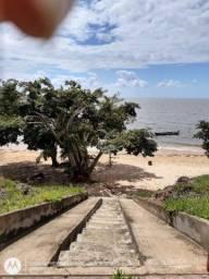 Alugo chácara na beira da praia Porto Novo