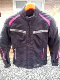 Jaqueta e par de luva X11