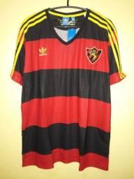 Camisa do Sport Recife Adidas 110 anos