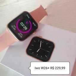 Iwo Smartwatch e pulseiras(leia a descrição)