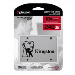 HD Kingston SSD Sa400S37 240GB