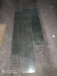 Vidros temperados para prateleiras