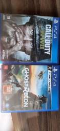 CALL OF DUTY E GHOST REACON PLAY4