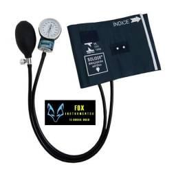 Esfigmomanometro com calibração