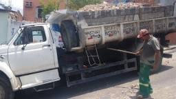 Retira lixo, cascalho, entulho, disk entulho Manaus