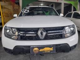 Duster 1.6 Expression Flex manual 2016 R$7.000 + R$999,00 Fixas