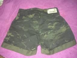 Short do exército