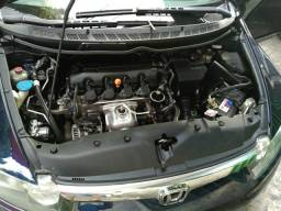 Honda Civic 1.8 Lxs Gasolina 4p - 2007