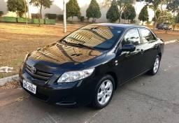 Corolla GL 1.8 aut - Único dono - 2011
