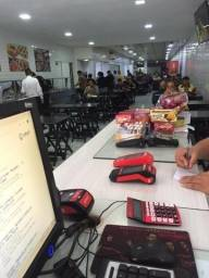 Restaurante lucro R$10.000,00 mov R$60 mil de 2ª/6ª até as 15 horas