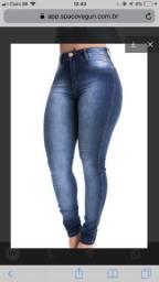 Calça jeans spaco vagun últimas peças