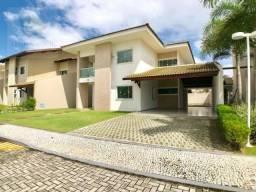 CA0538 - Casa duplex de luxo em condomínio fechado no Eusébio