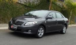 Toyota Corolla 2010/2010 1.8 XLI 16V Flex 4P Automático Completo Muito Conservado - 2010