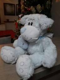 Urso azul bebe