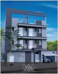 Apartamento com 2 dormitórios à venda, 46 m² por r$ 289.000,00 - santa maria - santo andré