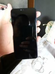 Xiaomi mi 8 lite black 4gb de ram e 64gb de rom