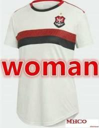 Camisa Flamengo Feminina Original Importada