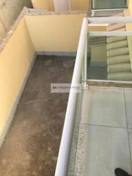 Linda Casa Duplex 2 qts, quintal e garagem- Coelho SG