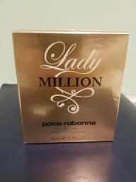 Perfume Lady Million Feminino Eau de Parfum 80ml - Lacrado