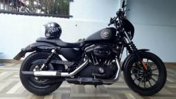 Harley davidson 883 iron - 2012