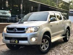 Toyota Hilux Cabine Dupla 3.0 SRV 4P - 2009
