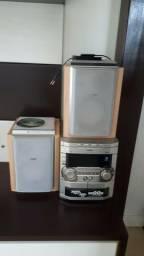 Aparelho de som Mini System Philips FW- C870