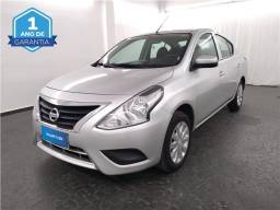 Nissan Versa 1.6 16v flex s 4p manual - 2018