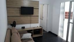 Para locação diária, apartamento em rua reta ao mar todo mobiliado em Balneário Camboriú
