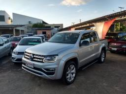 AMAROK 2019/2019 3.0 V6 TDI DIESEL HIGHLINE CD 4MOTION AUTOMÁTICO - 2019