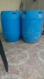 5 tambores 200 Lt