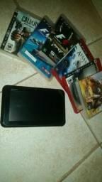 6 jogos do ps3 + um tablet,vendo ou troco no iphone 5s