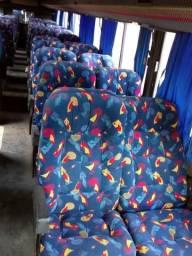 Bancos pecas ônibus