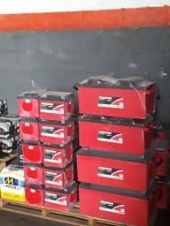 Bateria df 300 estacionaria r$190 temos todos modelos