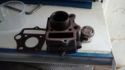 Kit 50cc - cilindro, pistão e juntas