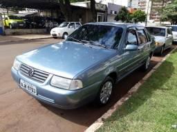Vw - Volkswagen Santana completo raridade - 2001