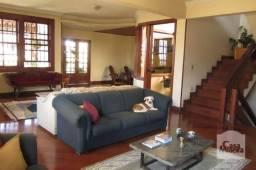 Casa à venda com 3 dormitórios em Alto caiçaras, Belo horizonte cod:247267
