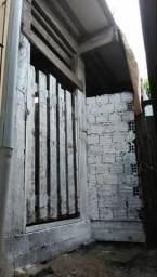 Vendo Casa em construção na pedreira, valor 35mil