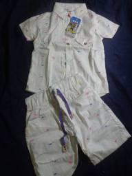 Conjuntos lamba saia para seu filho ficar com estilo