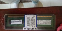 Memória DDR3 4GB PC 12800