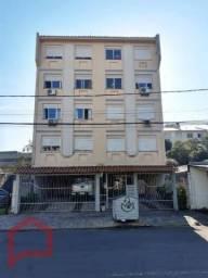 Apartamento com 2 dormitórios para alugar, 50 m² por R$ 800/mês - Rio Branco - São Leopold