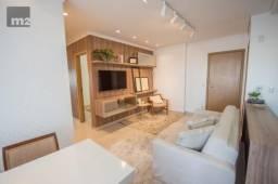 Apartamento à venda com 3 dormitórios em Vila rosa, Goiânia cod:M23AP0438