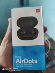 Xiaomi Airdots lacrados!