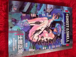 Manga 1 de ghost in the shell