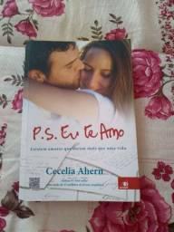 Livro P.S Eu te Amo
