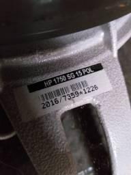 Vendo hard power 15 polegadas 1750rms presísa trocar reparo
