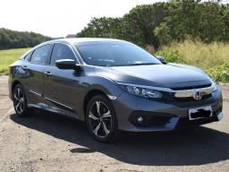 Vendo Honda Civic 2018, passo por 20.000,00 mais parcelas